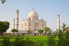 Taj Mahal Located In Agra 6 Stock Photos