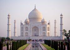Taj Mahal, mężczyzna pomnikowi fotografia royalty free