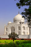 Taj Mahal mausoleum, Agra, India Royalty Free Stock Image