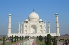 Taj Mahal mausoleum in Agra, India Stock Images