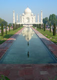 Taj Mahal mausoleum complex in Agra, India Royalty Free Stock Photo