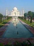 Taj Mahal mausoleum complex in Agra, India Stock Photo