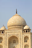 Taj Mahal is a mausoleum and a mosque Royalty Free Stock Photo