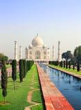Taj Mahal mauzoleum, Agra, India Fotografia Royalty Free