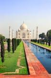 Taj Mahal mauzoleum, Agra, India Zdjęcia Royalty Free