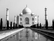 Taj Mahal mauzoleum w Agra Zdjęcia Stock