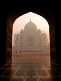 Taj Mahal in the morning Royalty Free Stock Images