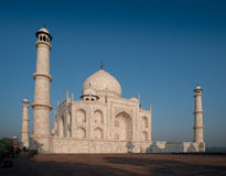 Taj Mahal morning 3 Stock Photography