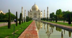 Taj Mahal In The Morning Stock Image