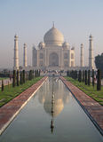 Taj Mahal palace. In India Stock Photography