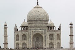 Taj Mahal, Royalty Free Stock Images