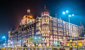 Taj Mahal Palace, ein historisches Builging in Mumbai Im Jahre 1903 errichtet Lizenzfreie Stockbilder