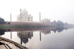 Taj Mahal Palace en Agra Foto de archivo libre de regalías