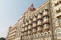 Taj Mahal Palace Hotel - Índia Fotos de Stock