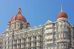 Taj Mahal Palace - hotel. In Bombay, India, Asia Stock Images