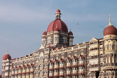 Taj Mahal Palace Hotel - India Stock Afbeeldingen