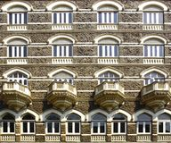 The Taj Mahal Palace Hotel. Mumbai, India Royalty Free Stock Photos