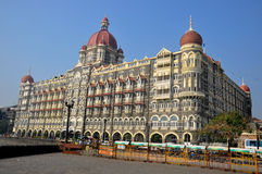 Taj Mahal Palace Hotel Stock Photography