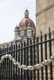 Taj Mahal Palace hotel in Mumbai Royalty Free Stock Photos