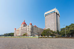 Taj Mahal Palace Hotel Royalty Free Stock Photo