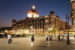 Taj Mahal Palace Hotel Stock Photo