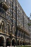 The Taj Mahal Palace Hotel. Mumbai, India - February, 25th, 2017 Royalty Free Stock Photography