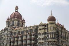 Taj Mahal Palace Hotel in Mumbai, India Royalty Free Stock Photos