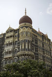 Taj Mahal Palace Hotel in Mumbai, India Royalty Free Stock Photo