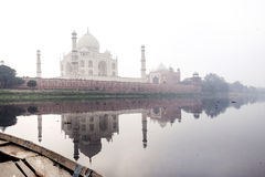 Taj Mahal Palace i Agra Royaltyfri Foto
