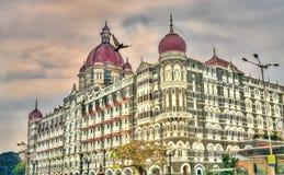 Taj Mahal Palace in Mumbai, India. Built in 1903 Stock Image
