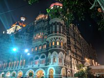 The taj Mahal palace royalty free stock photos