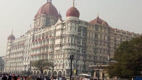 The Taj Mahal Palace,. A 5 star luxury hotel in Mumbai, India Royalty Free Stock Photography
