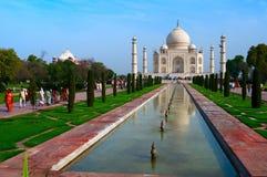 Taj-Mahal Stock Image