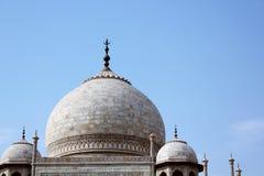 Taj Mahal przy Agra Idia Obraz Royalty Free