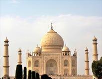 Taj Mahal przy Agra Idia Fotografia Royalty Free