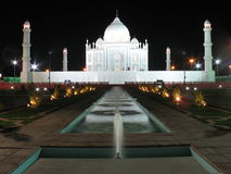 Taj Mahal Replica Royalty Free Stock Image
