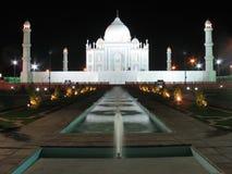 Taj Mahal Replica. At Global Village In Dubai Royalty Free Stock Image