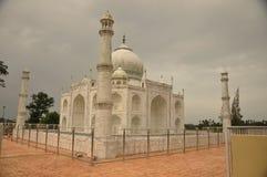 Taj Mahal replica. The Taj Mahal replica at The Islamic Heritage Park or Taman Tamadun Islam is a famous attraction in Kuala Terengganu, Terengganu, Malaysia Stock Photos