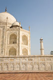 Taj Mahal side Stock Images
