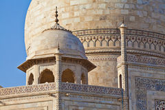 Taj Mahal situé à Agra 15 Photographie stock