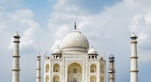 Taj Mahal sob a manutenção Imagem de Stock