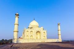 Taj Mahal in sunrise light, Agra, India Stock Images