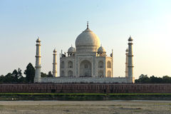 Taj Mahal at Sunset, India Stock Photography