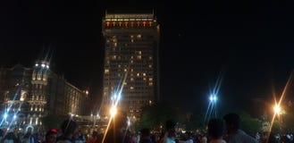 Taj Mahal-Turm Mumbai-Torweise von Indien lizenzfreies stockbild