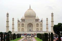 Taj Mahal. A View of the Taj Mahal, Agra Royalty Free Stock Photography