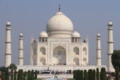 Taj mahal von Indien stockbilder