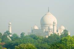Taj Mahal, voyage d'Inde, fond photographie stock libre de droits