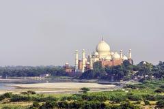 Taj Mahal w Agra Obrazy Royalty Free