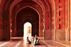 Taj Mahal,India Stock Photography