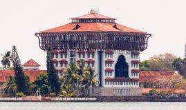Taj Malabar Resort en Kuuroord Kochin royalty-vrije stock afbeeldingen
